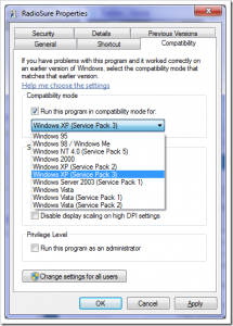 Getting Ready for Windows 7