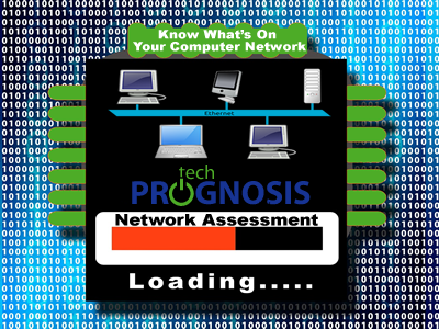 Image of Computer Network Assessment Scanning