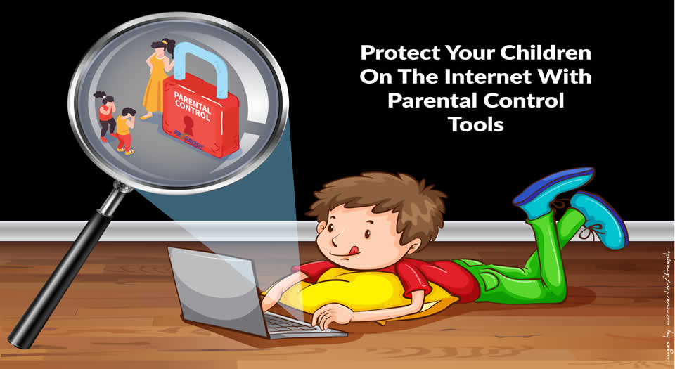 Internet safety for kids using parental controls