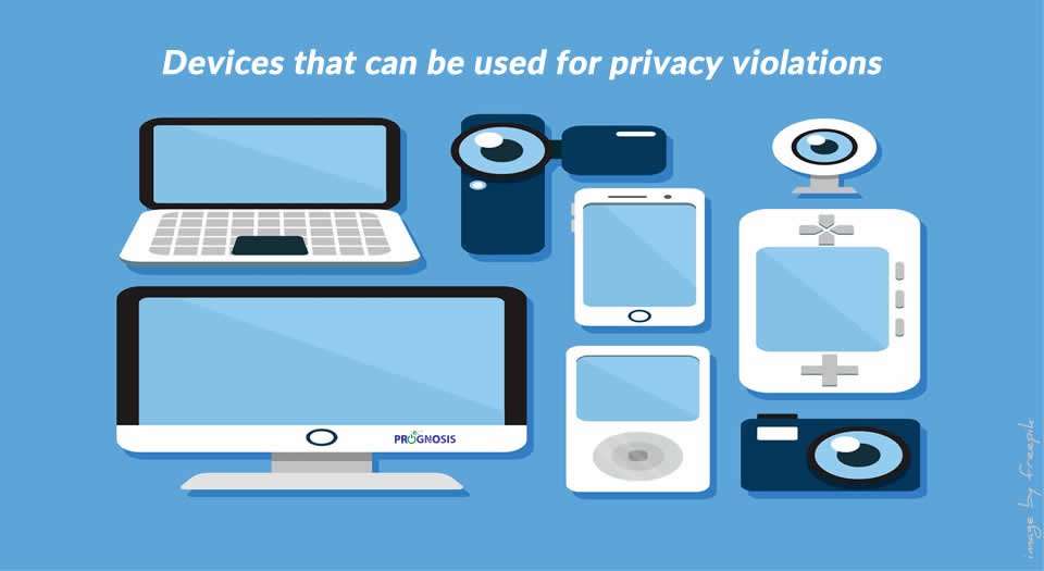 Various devices that can be usedfor webcam spying
